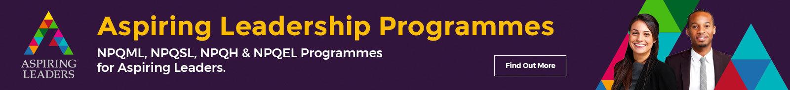 Aspiring Leadership Programmes